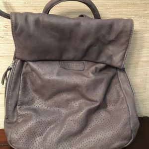 Anthropologie/Liebeskind Berlin Leather Backpack